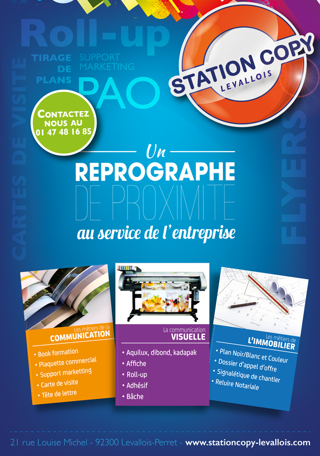 flyers quel type de communication
